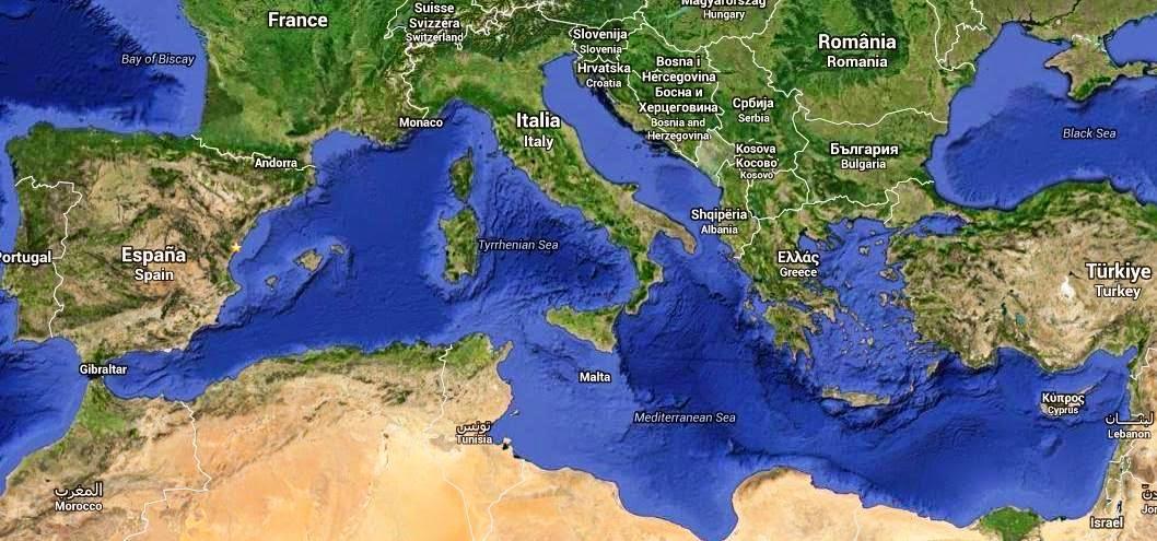 Nueva mirada al mar - Fotos de peces del mediterraneo ...