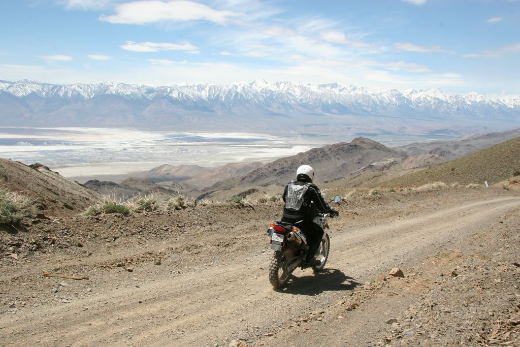 RawHyde Adventure Rally at Ballarat, CA - Western slope of Cerro Gordo
