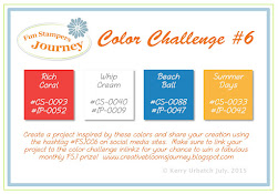 July 2015 Color Challenge