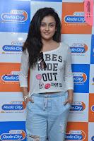 Cute Actress Misti Chakravarthi at Babu Baga Busy Team at Radio City ~  Exclusive 8th April 2017 035.JPG