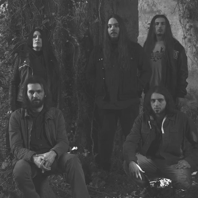 Interview with Haunted, Female Fronted Stoner Doom Metal Band from Italy, Interview with Haunted Female Fronted Stoner Doom Metal Band from Italy