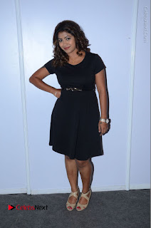 Tollywood Actress Geethanjali Thasya Latest Pos in Black Short Dress at Nanna Nenu Na Boyfriends Audio Launch  0054.JPG