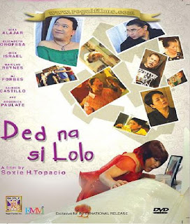 Grandpa is Dead is a drama-comedy and satirical Philippine film directed and written by Soxy Topacio.
