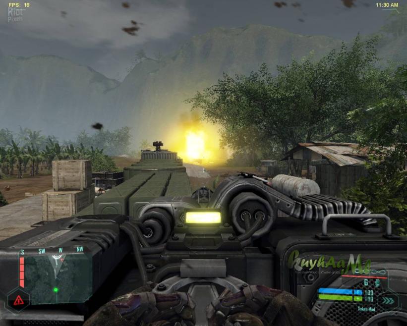 Crysis Warhead kuyhaa