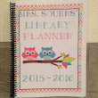 Library and Teacher Planner
