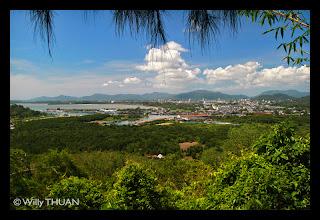 Koh Sirey panorama