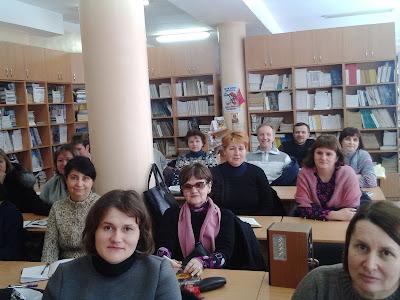 """КПК за програмою """"Вчителі художньої культури"""""""