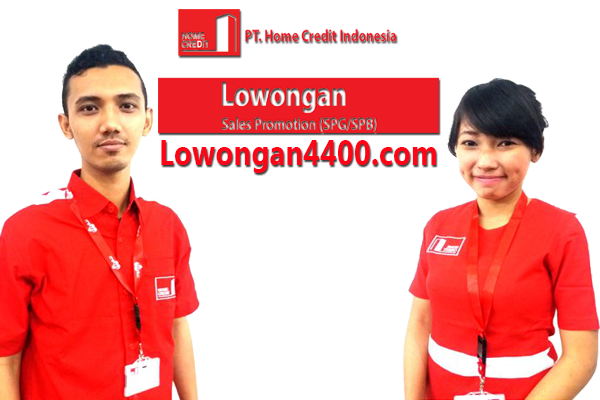 Loker PT Home Credit Indonesia