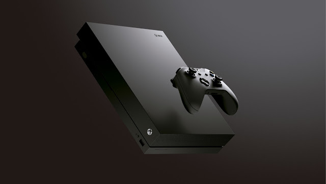 Ya se puede reservar la edición normal de Xbox One X en tiendas