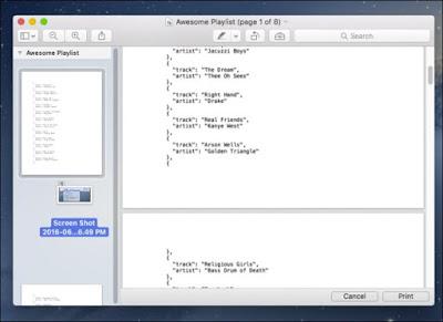 Create a PDF Document