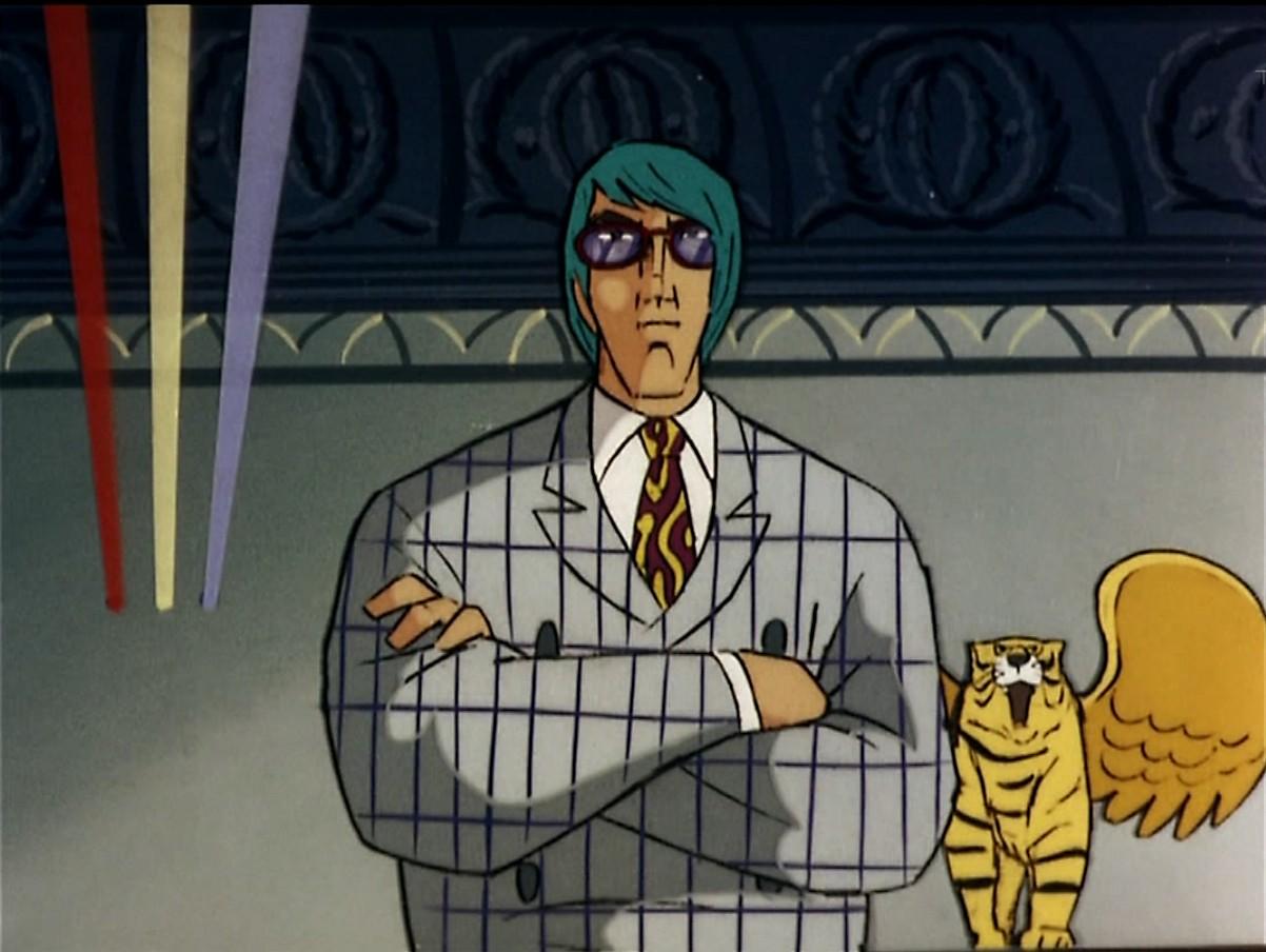 〔視・読・聴〕: タイガーマスク #79「「虎の穴」の帝王」