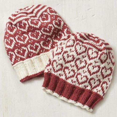 Sweetheart Hat - Free Pattern