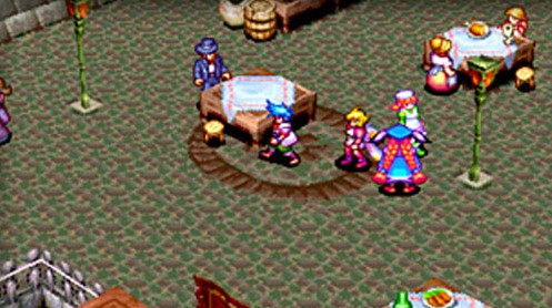 Download Game Breath Of Fire 3 PSP PPSSPP Iso Android