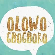 Olowogbogboro lyrics