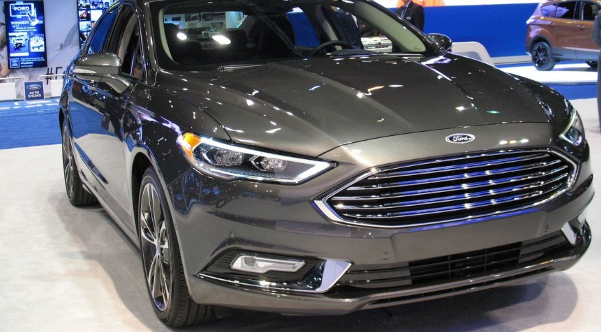 2017 ford fusion twin turbo