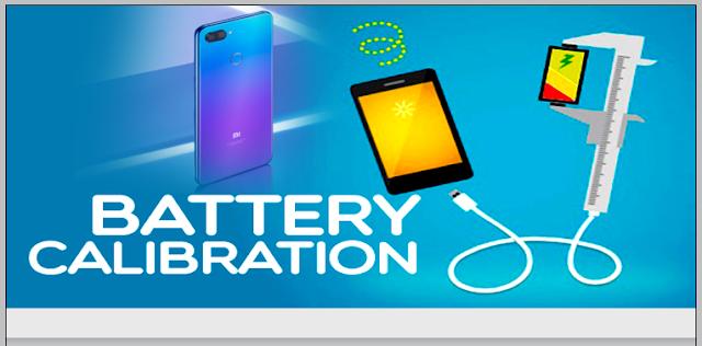 Cara Kalibrasi Baterai HP Xiaomi