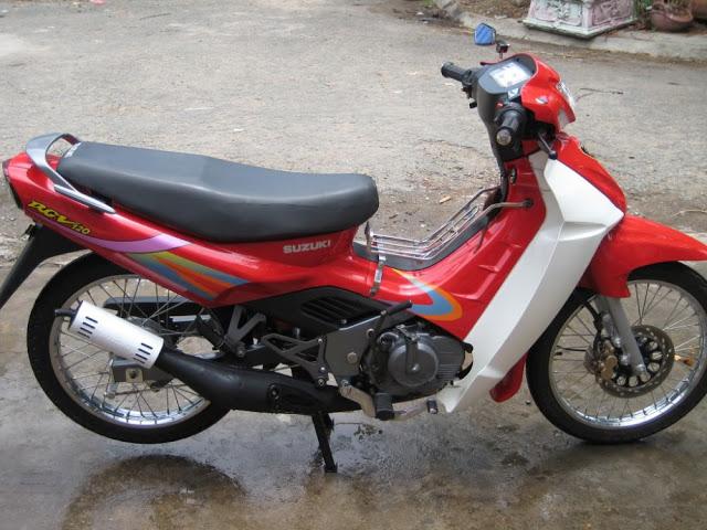Đời Su xipo Suzuki Sport 1996 - 2006 2