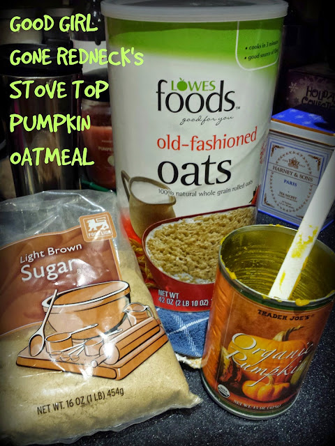 oatmeal, no-cook, stove-top, pumpkin, fruits, breakfast, easy, domestic goddess
