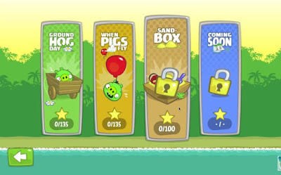 Bad Piggies HD Mod Apk Unlimited Coins + Unlocked Levels