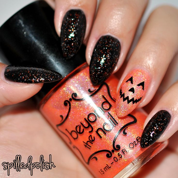 100+ Super Stylish Halloween Nails That Will Blow Your Mind