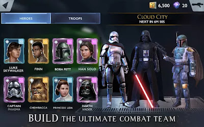 Screenshot Star Wars Rivals™