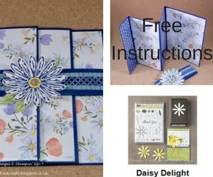 Free Daisy Delight Project Instructions