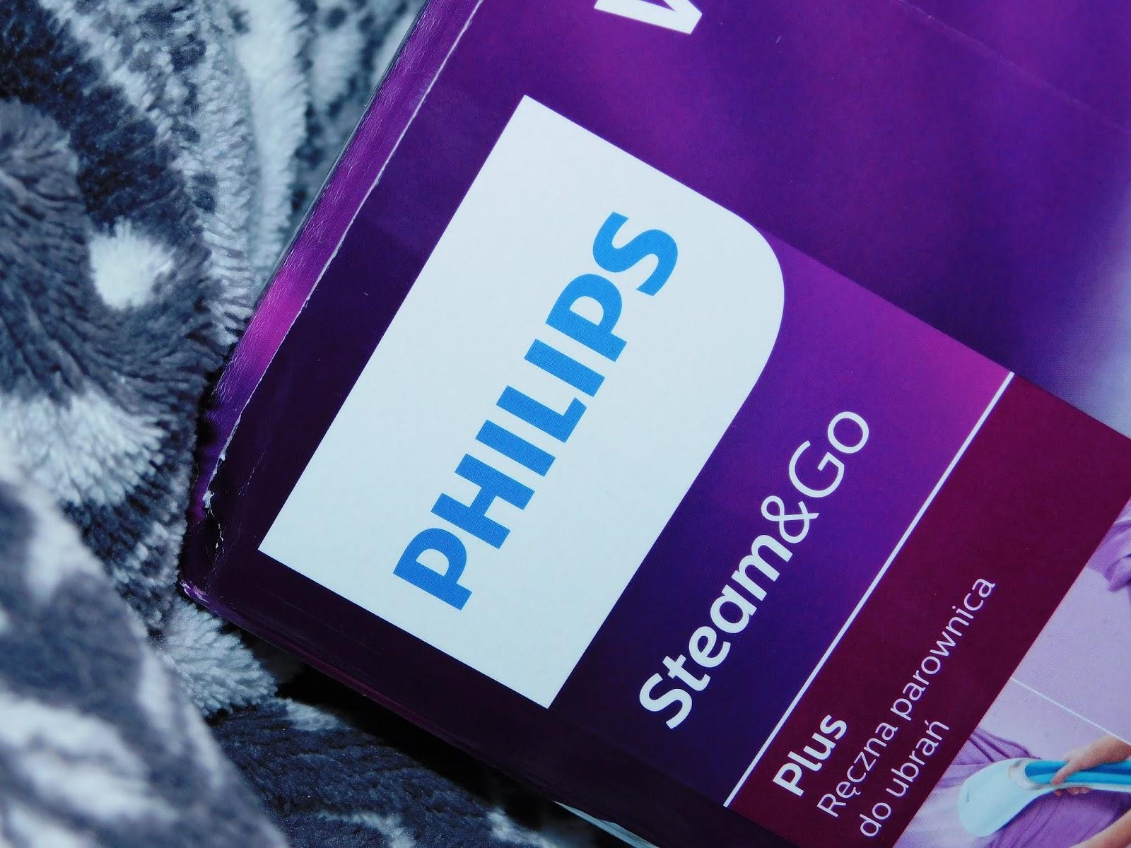 Testowanie pełną parą - Dosłownie!! Czyli Parownica do ubrań Philips Steam&Go w akcji!!!