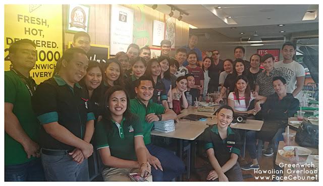 CBS Bloggers and Visayas Executives