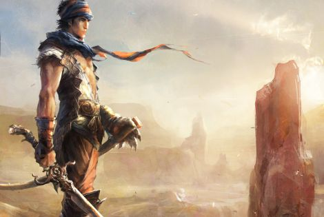 Download Prince of Persia 2008 Highly Compressed Game For PC