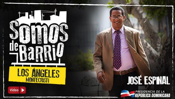 VIDEO: Los Ángeles, Montecristi. José Espinal