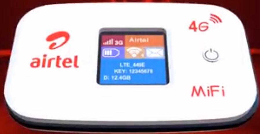 UNLOCK VIDA M1 LTE MIFI ROUTER FROM AIRTEL - EGGBONE