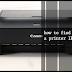 Begini Cara Mengetahui Alamat IP Address Printer