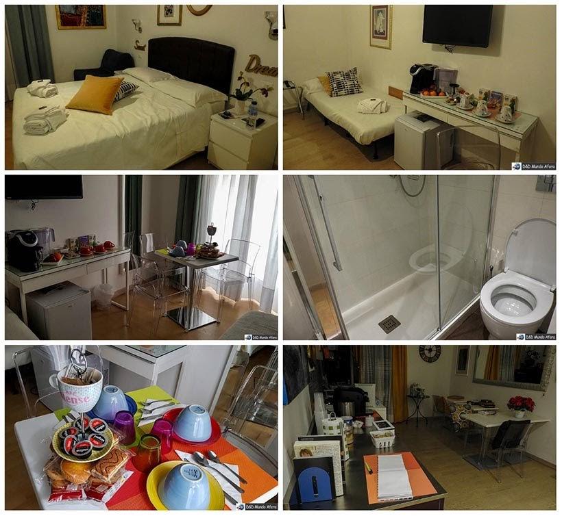 Hotel St Peter - Diário de Bordo: 3 dias em Roma