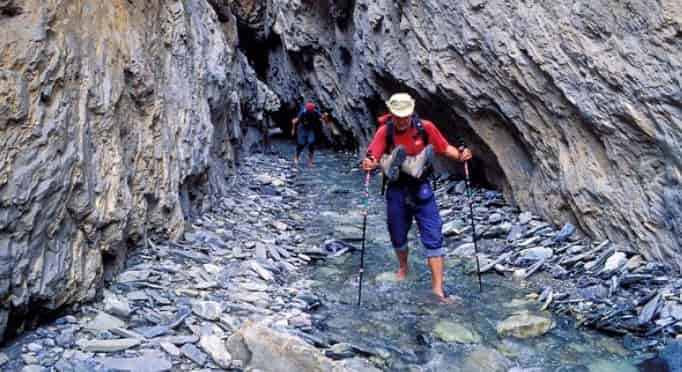 Trekking and Mountaineering