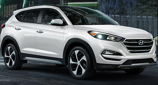 Hyundai Tucson 2018 Yourfact