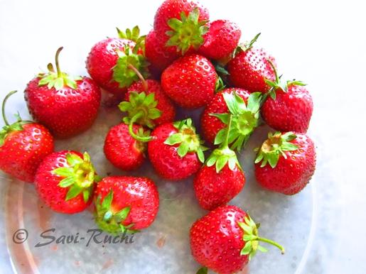Strawberry and apple chutney | Spicy Strawberry Chutney | Sweet n Sour ...