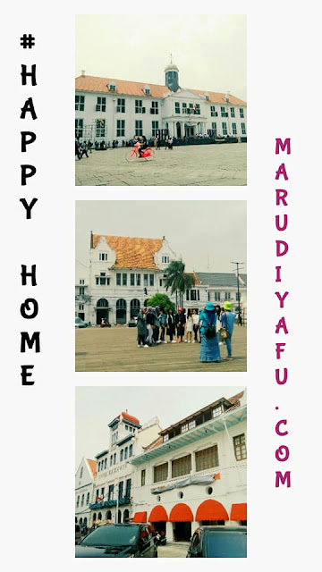 Makna Bahagia Vivalova Happiness Race, vivacoid, happyone, travel blogger, traveling, kota tua, happiness race