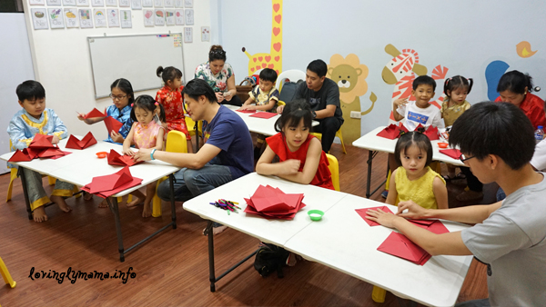 Chinese New Year activity for kids - KIDS Inc - indoor playground Bacolod