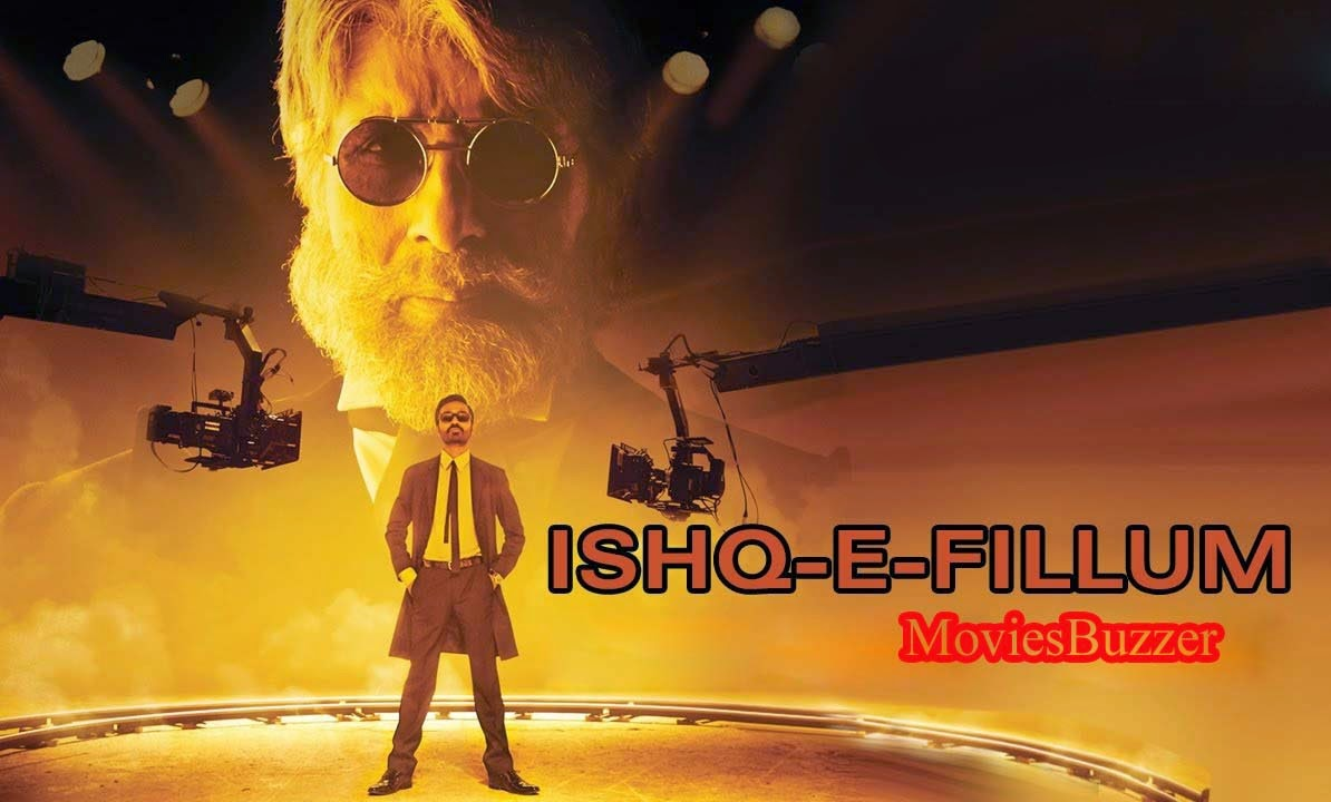 Ishq-E-Fillum Video Song From Shamitabh (2015) Amitabh Bachan Movie