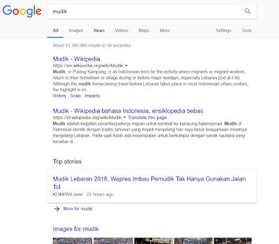4 Keyword yang paling banyak dicari orang Indonesia di Google saat Ramadan