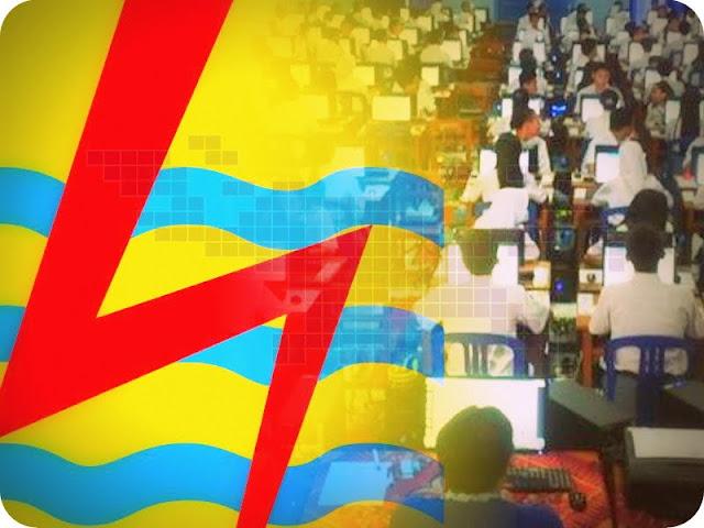 Dinas Pendidikan Minta PLN Tak Padamkan Listrik Saat UNBK SMA
