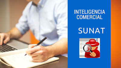 Inteligencia Comercial Sunat Perú