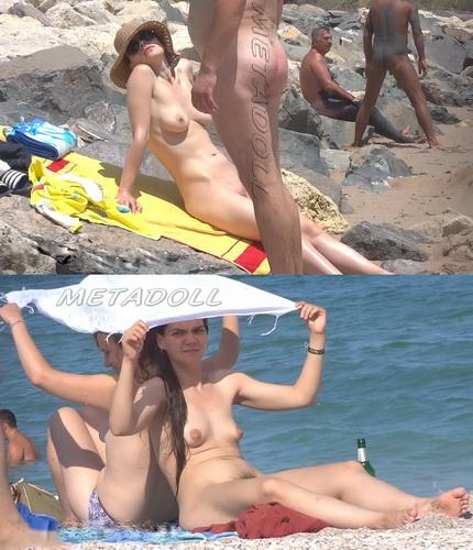 NudeBeach bb14014-14020 (Nude Beach Voyeur)