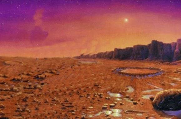 Proyek Mars One Mempersiapkan Kandidat Untuk Hidup di Mars