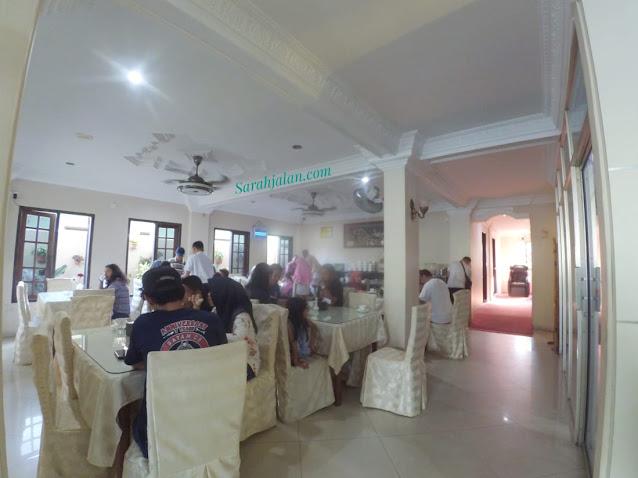 restaurant panorama hotel