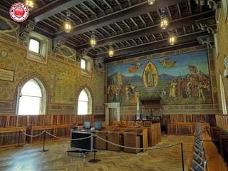 San Marino - Palacio Público