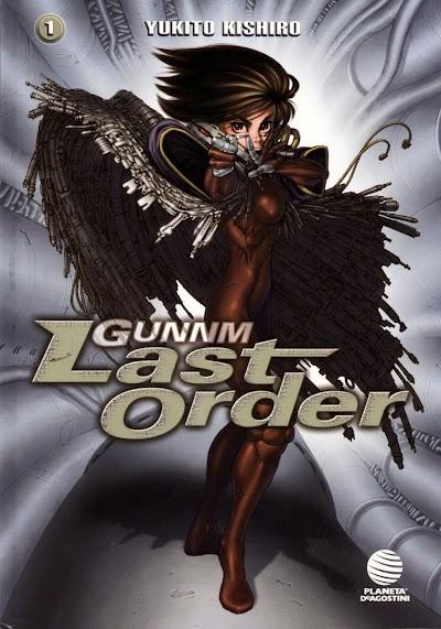 Gunnm:Battle Angel Alita. Last Order [TOMOS 21/25]PDF][MEGA][MANGA]