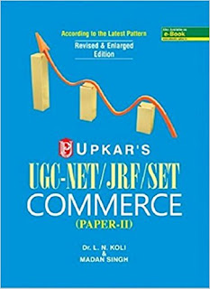 UGC NET/JRF/SET Commerce: Paper II & III