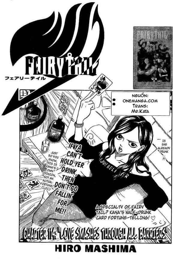 Fairy Tail Chap 114