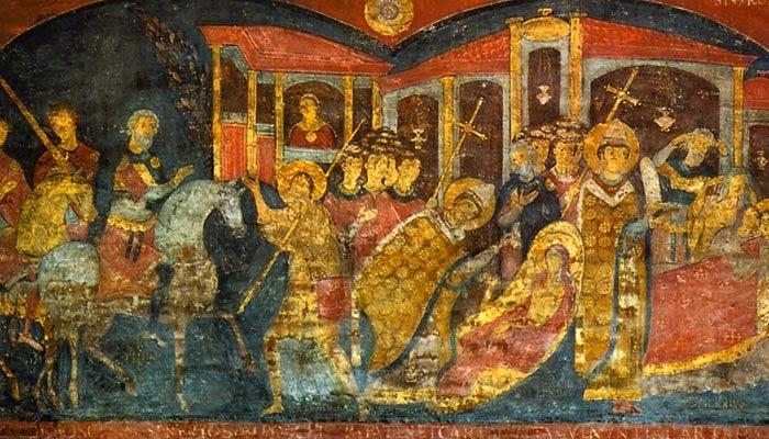 Alessio Santo Roma sao clemente - A Basílica de São Clemente
